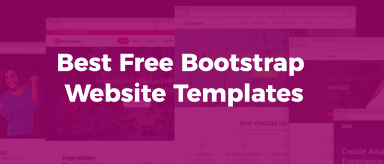 free bootstrap templates 2017 - 30 best free responsive bootstrap templates 2017