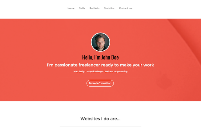 50  free responsive website templates and themes