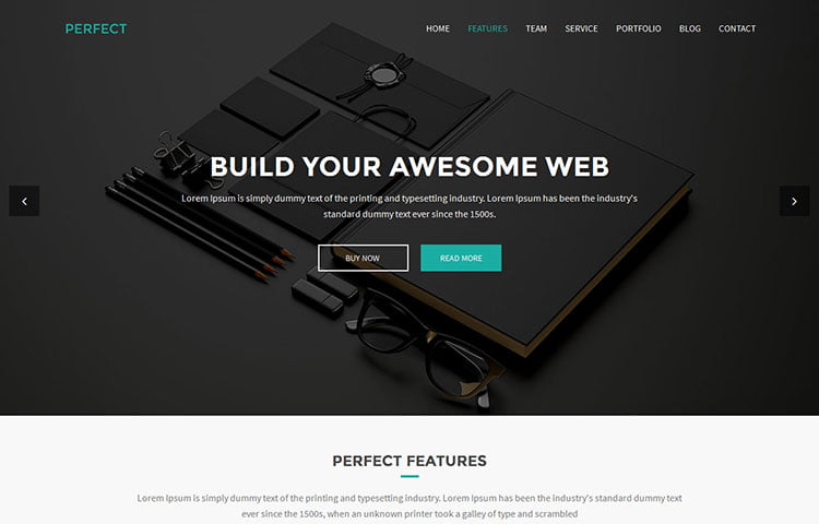 30 Creative Bootstrap Html Templates And Themes Graygrids