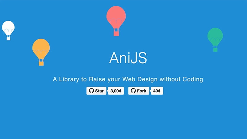 10 Best CSS3 Javascript And JQuery Animation Libraries Plugins