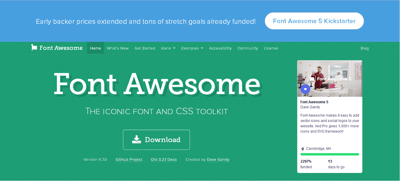 20 best free icon font packs and resources for web design projects font awesome is one of the popular best and demanding icon packs for web designers it is an icon pack which designed to work with twitter bootstrap biocorpaavc Images