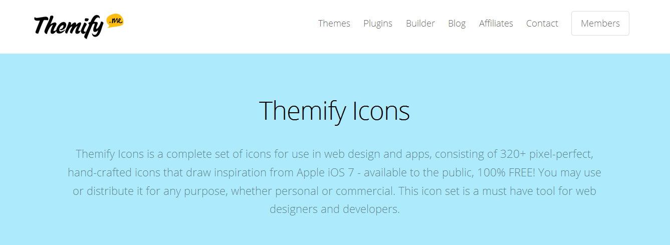 20+ Best Free Icon Font Packs and Resources for Web Design