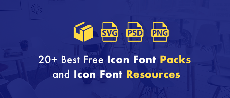 Download 20+ Best Free Icon Font Packs and Resources for Web Design ...