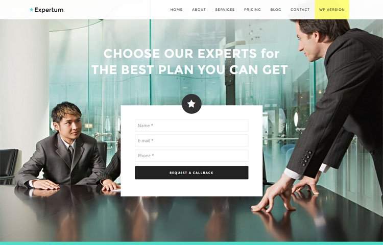40 best free one page bootstrap websitetemplates of 2017 you are just going to love this free bootstrap html template the template is html5 valid modern trendy and as any wow theme eye catching wajeb Images