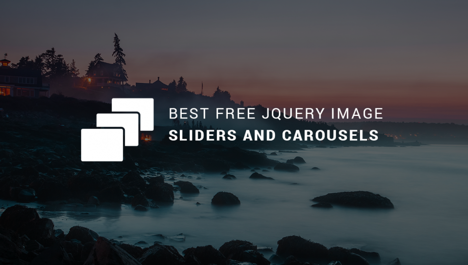 15+ Best Free jQuery Image Slider and Carousel Plugins