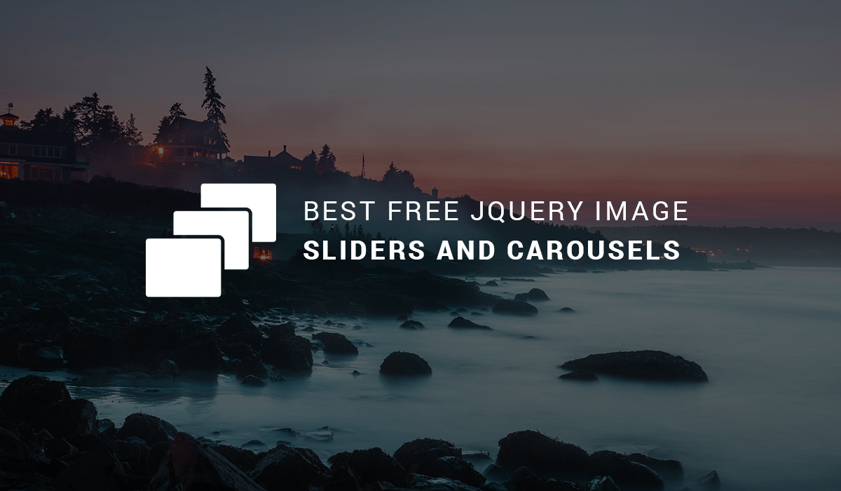 15 Best Free Jquery Image Slider And Carousel Plugins