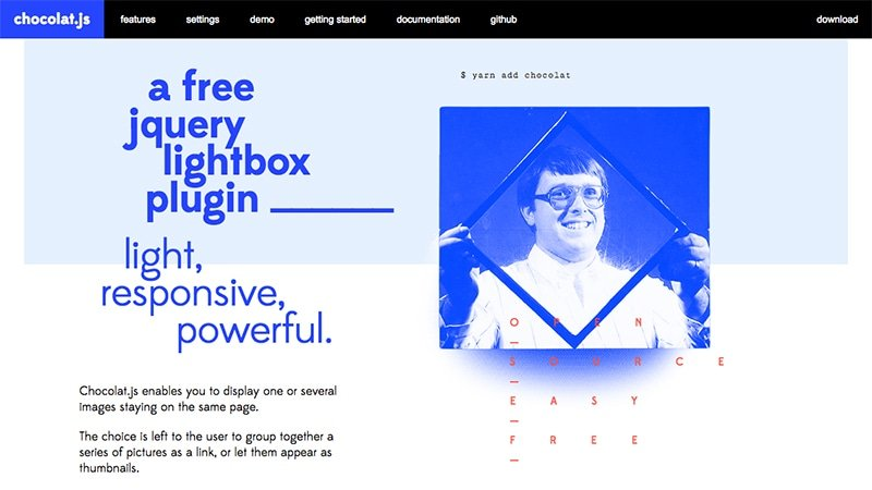 15 Best Free jQuery & JavaScript Lightbox and Image Gallery
