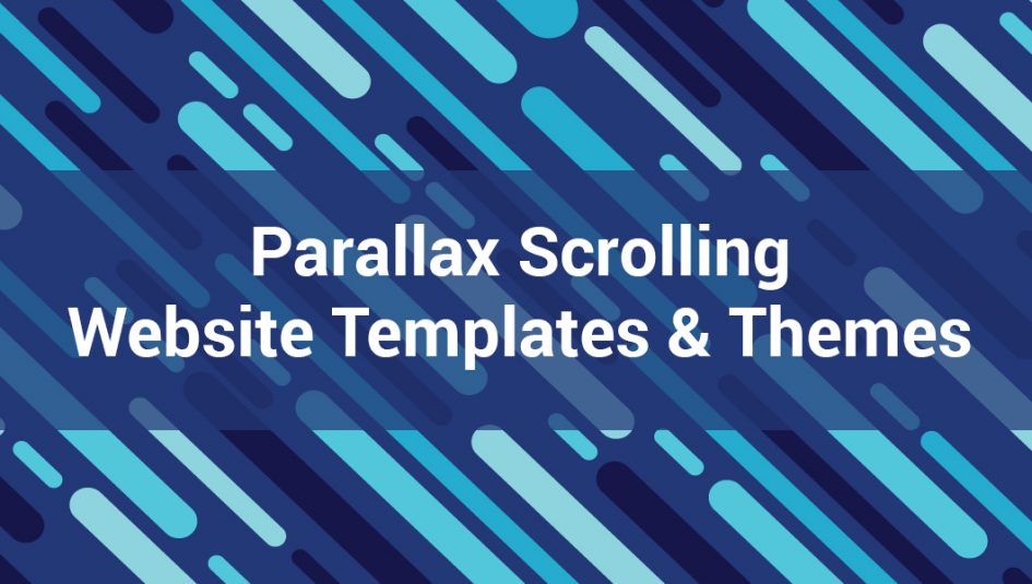 20 best parallax scrolling website templates graygrids 20 best parallax scrolling website templates maxwellsz