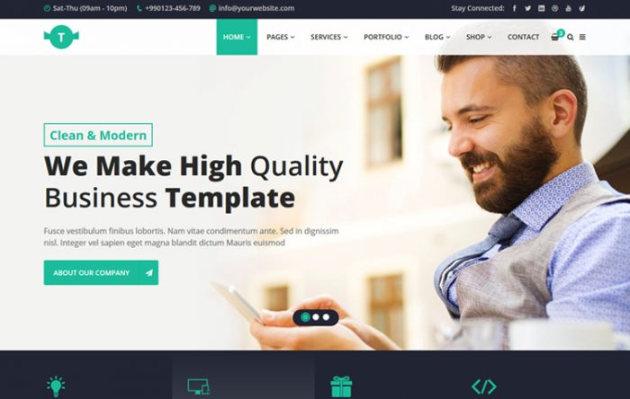 Induspro industrial engineering factorial html5 template graygrids trendbiz multipurpose business html5 template accmission Choice Image