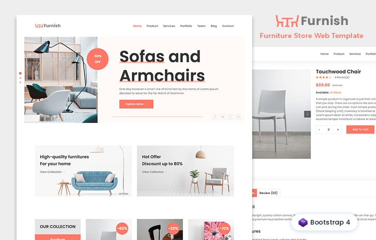 400+ Bootstrap HTML Website Templates and Themes | GrayGrids